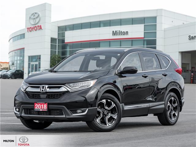 2018 Honda CR-V Touring (Stk: 150825) in Milton - Image 1 of 25