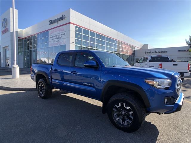 2017 Toyota Tacoma TRD Off Road (Stk: 9505A) in Calgary - Image 1 of 22