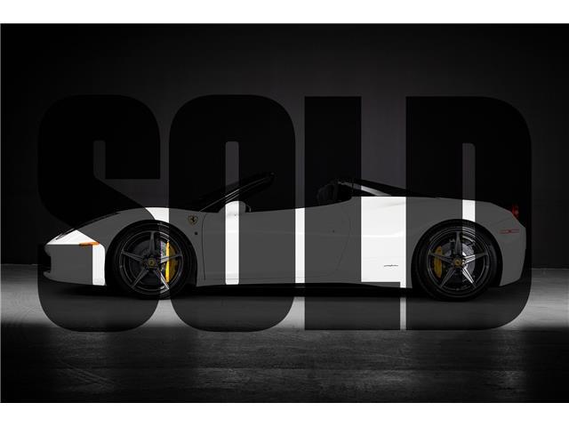 2015 Ferrari 458 Base (Stk: MB0001) in Woodbridge - Image 1 of 23