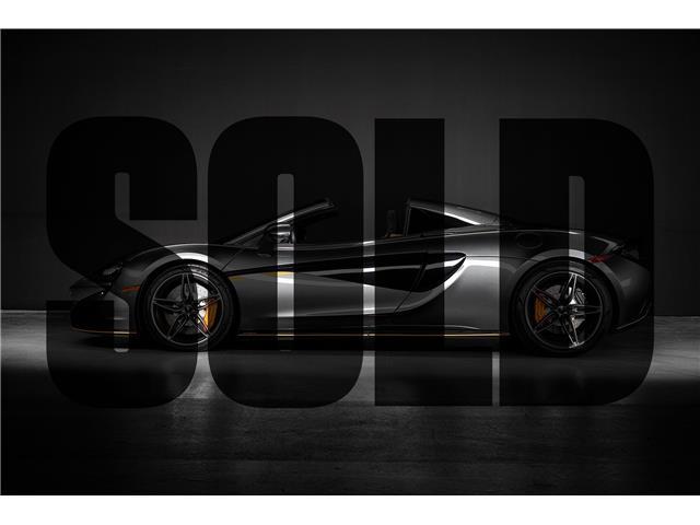 2020 McLaren 570S Spider  (Stk: ) in Woodbridge - Image 1 of 20