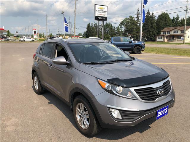 2013 Kia Sportage LX KNDPB3A29D7529681 11536A in Sault Ste. Marie