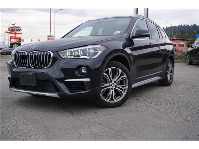 2019 BMW X1 xDrive28i (Stk: 21-1027A) in Kelowna - Image 1 of 16