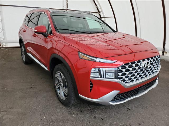 2022 Hyundai Santa Fe Preferred w/Trend Package (Stk: 17726) in Thunder Bay - Image 1 of 19