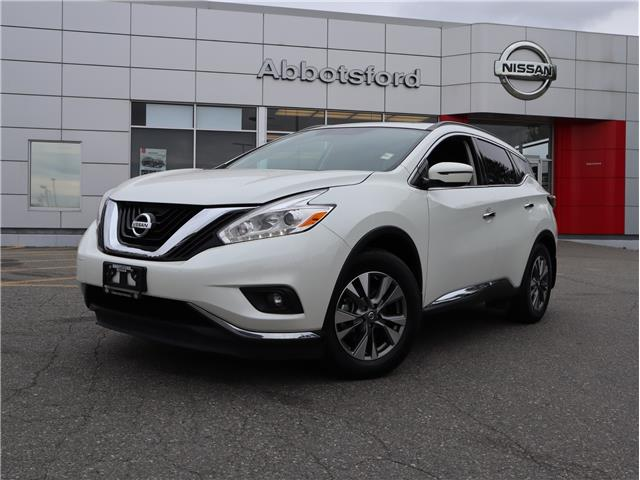 2017 Nissan Murano SV (Stk: A21215A) in Abbotsford - Image 1 of 30