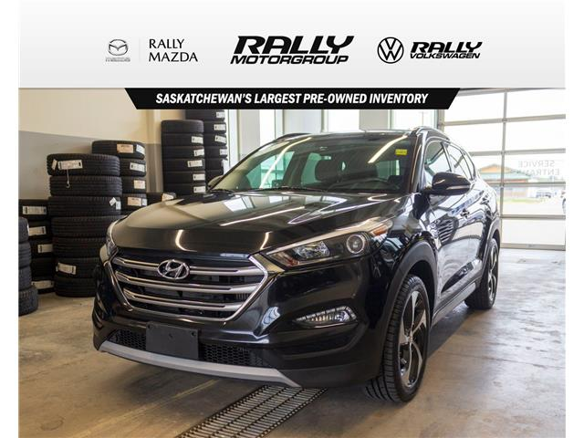 2017 Hyundai Tucson SE (Stk: V1653) in Prince Albert - Image 1 of 15