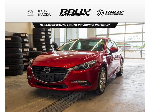 2017 Mazda Mazda3 GT (Stk: V1654) in Prince Albert - Image 1 of 13