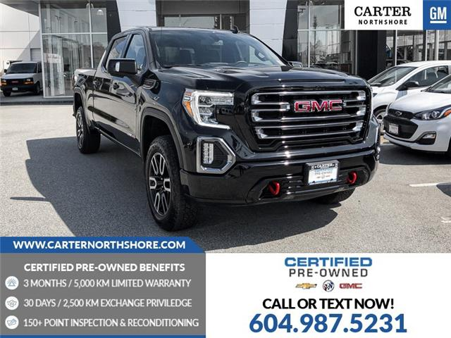 2021 GMC Sierra 1500 AT4 (Stk: 975990) in North Vancouver - Image 1 of 20