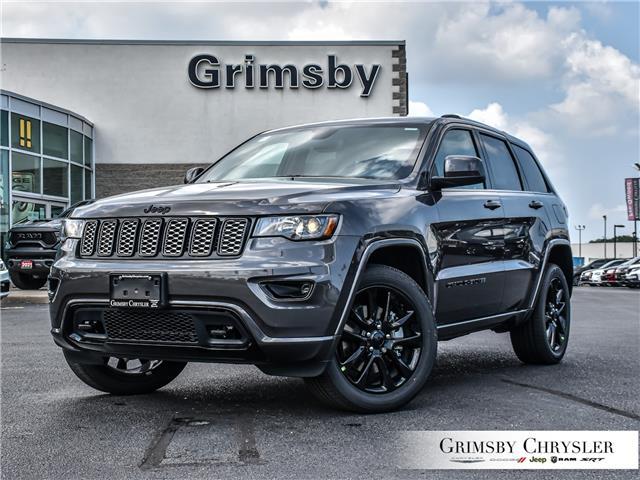 2021 Jeep Grand Cherokee Laredo (Stk: N21310) in Grimsby - Image 1 of 32