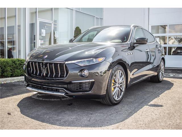 2021 Maserati Levante S GranLusso (Stk: 21ML01) in Laval - Image 1 of 19