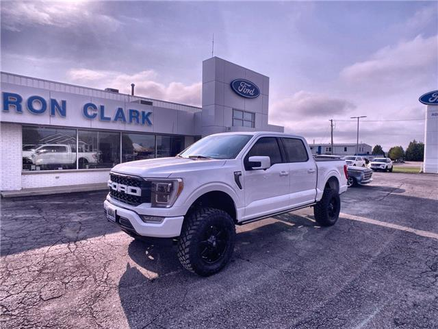 2021 Ford F-150 Lariat (Stk: 15994) in Wyoming - Image 1 of 26