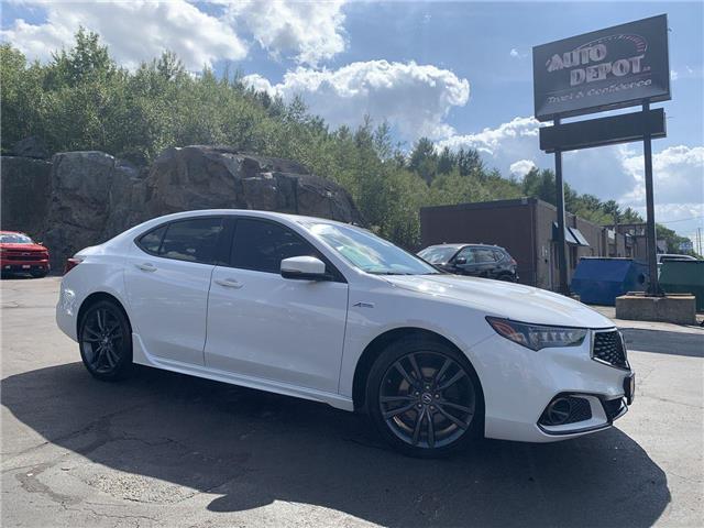 2018 Acura TLX Tech A-Spec (Stk: 12633) in Sudbury - Image 1 of 26