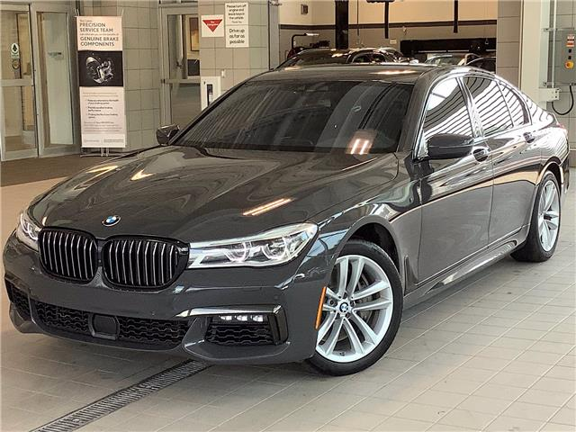 2019 BMW 750i xDrive (Stk: PL21094) in Kingston - Image 1 of 30