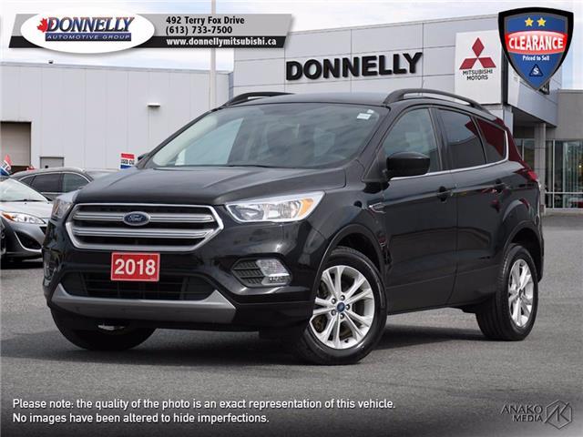 2018 Ford Escape SE (Stk: MU1151) in Ottawa - Image 1 of 27