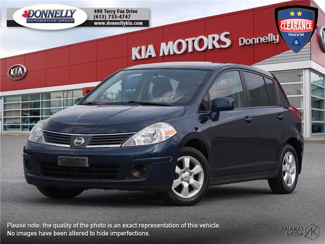 2007 Nissan Versa  (Stk: KV420DTB) in Ottawa - Image 1 of 22