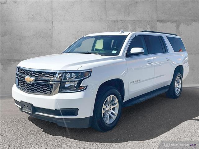 2019 Chevrolet Suburban LS 1GNSKGEC4KR269168 21T163A in Williams Lake