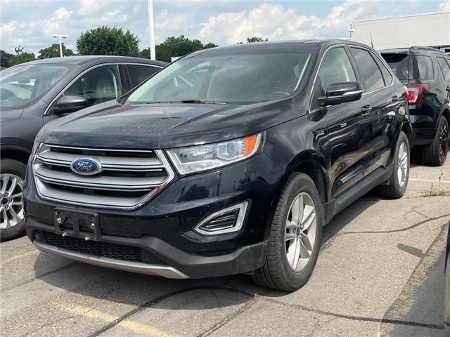 2018 Ford Edge SEL (Stk: M7641) in Brampton - Image 1 of 1