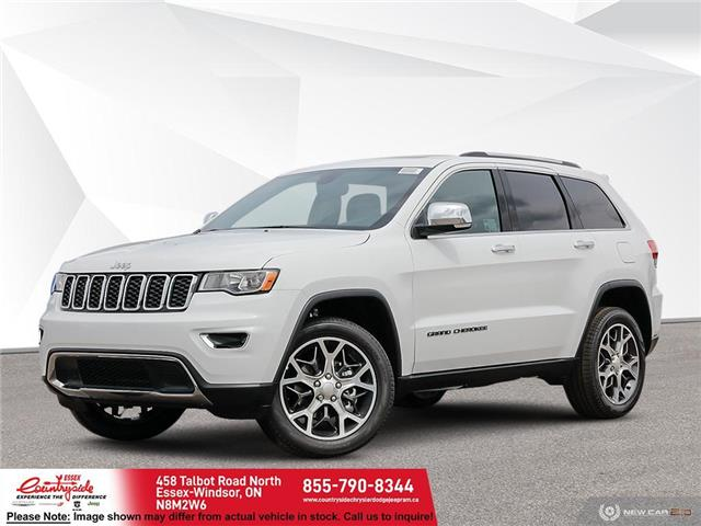 2021 Jeep Grand Cherokee Limited (Stk: 21583) in Essex-Windsor - Image 1 of 20