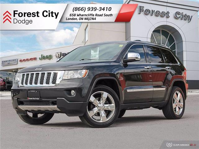 2011 Jeep Grand Cherokee Overland (Stk: 21-8017A) in London - Image 1 of 35