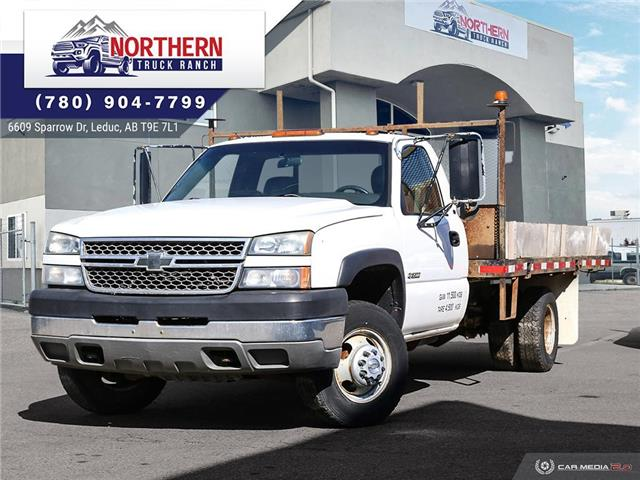 2005 Chevrolet Silverado 3500 Chassis  (Stk: 251809) in Leduc - Image 1 of 18