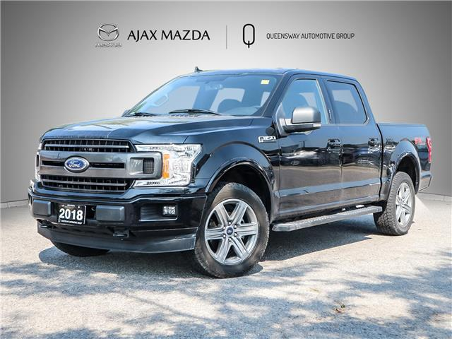 2018 Ford F-150  (Stk: P5910) in Ajax - Image 1 of 27