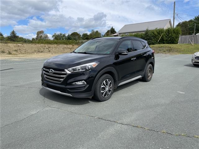 2017 Hyundai Tucson  (Stk: F81M) in Miramichi - Image 1 of 13
