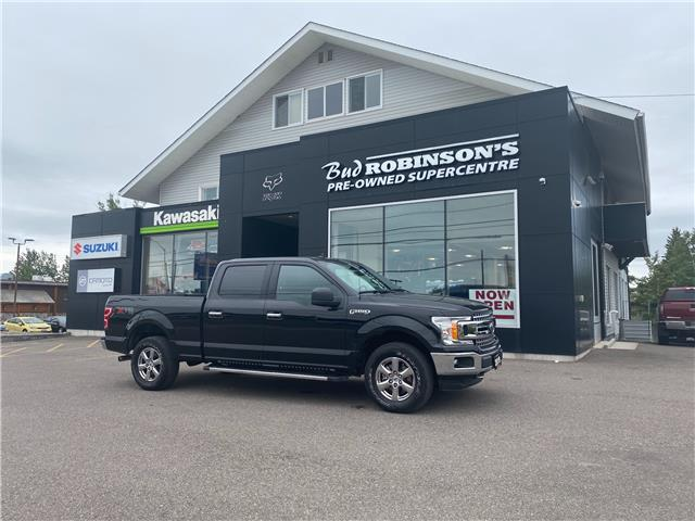 2019 Ford F-150  (Stk: ) in Sault Ste. Marie - Image 1 of 57
