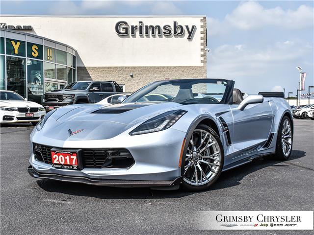 2017 Chevrolet Corvette Grand Sport (Stk: U5244) in Grimsby - Image 1 of 40