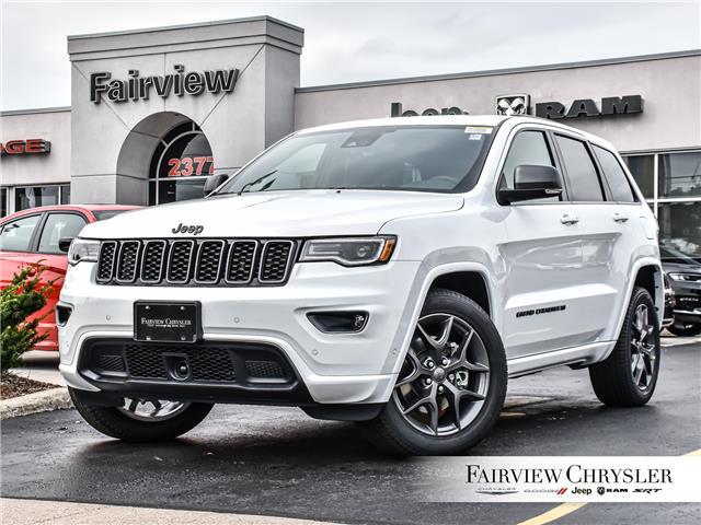 2021 Jeep Grand Cherokee Limited (Stk: MC568) in Burlington - Image 1 of 30