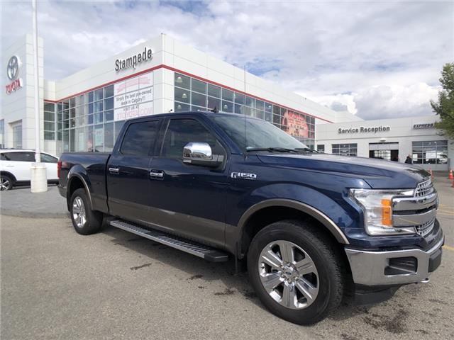 2020 Ford F-150 Lariat (Stk: 9513A) in Calgary - Image 1 of 21