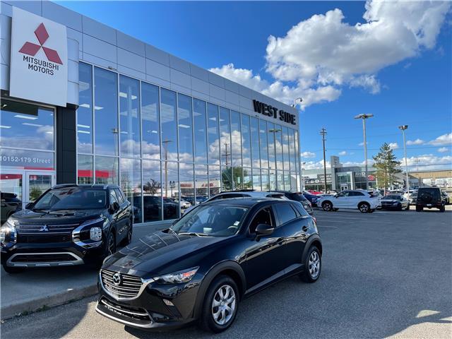 2019 Mazda CX-3 GX (Stk: BM4089A) in Edmonton - Image 1 of 20