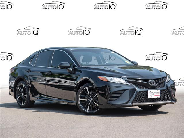 2018 Toyota Camry XSE (Stk: 4100X) in Welland - Image 1 of 24