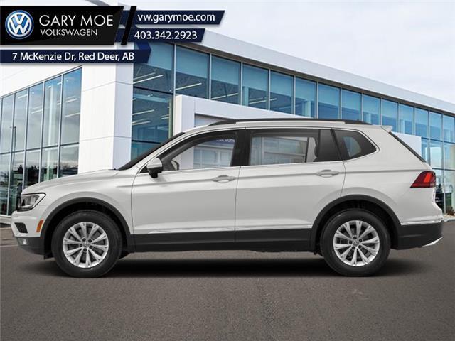 2021 Volkswagen Tiguan Comfortline 4MOTION (Stk: 1TG1780) in Red Deer County - Image 1 of 2