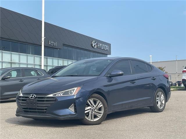 2019 Hyundai Elantra Preferred (Stk: 37659A) in Brampton - Image 1 of 20