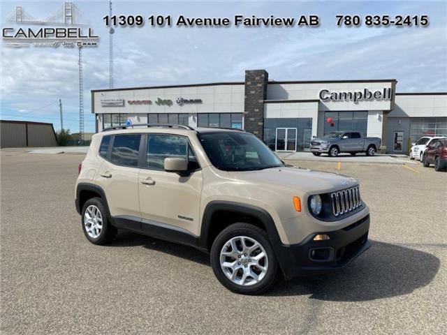 2015 Jeep Renegade North (Stk: 10541B) in Fairview - Image 1 of 18