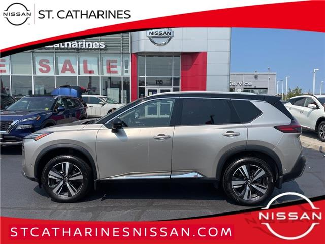 2021 Nissan Rogue Platinum (Stk: P3028) in St. Catharines - Image 1 of 25