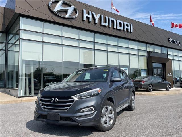 2018 Hyundai Tucson Base 2.0L (Stk: 21268a) in Rockland - Image 1 of 1