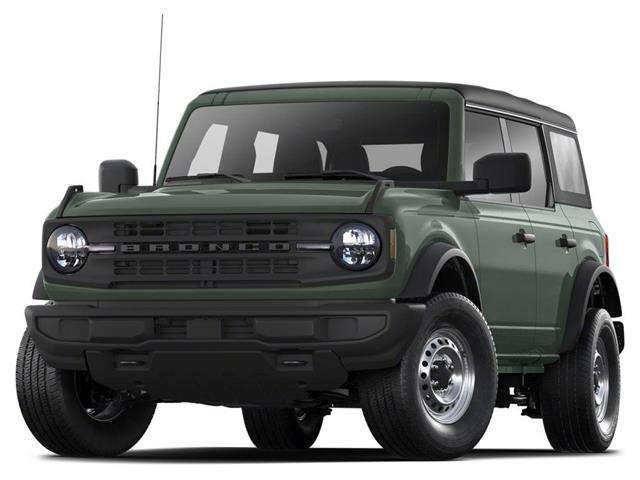 2021 Ford Bronco Outer Banks (Stk: M-1698) in Calgary - Image 1 of 3