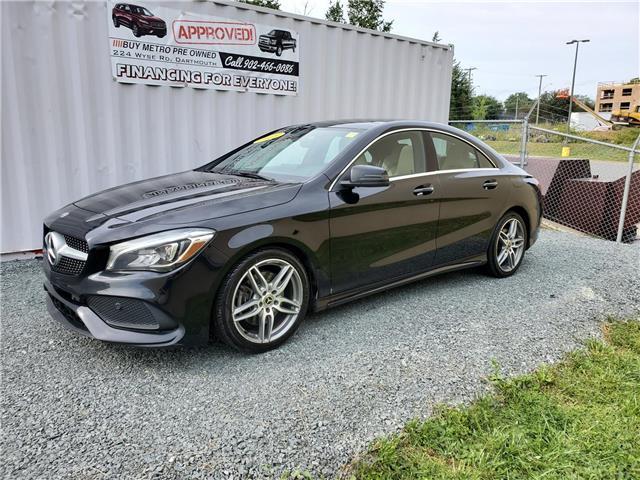 2018 Mercedes-Benz CLA250 CLA250 4MATIC (Stk: p21-243) in Dartmouth - Image 1 of 13