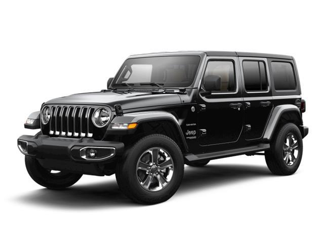 2021 Jeep Wrangler Unlimited Sahara (Stk: 1M400) in Quebec - Image 1 of 1