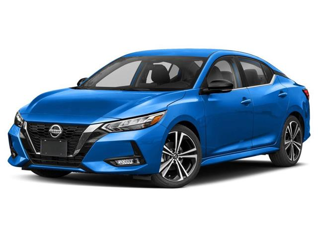 2021 Nissan Sentra SR (Stk: A21280) in Abbotsford - Image 1 of 9