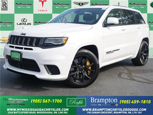 2018 Jeep Grand Cherokee Trackhawk (Stk: 1691) in Mississauga - Image 1 of 30