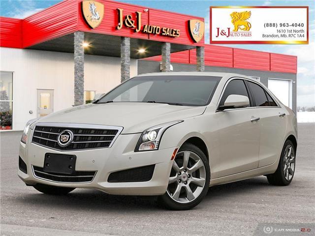 2013 Cadillac ATS 3.6L Luxury (Stk: J21118-1) in Brandon - Image 1 of 27