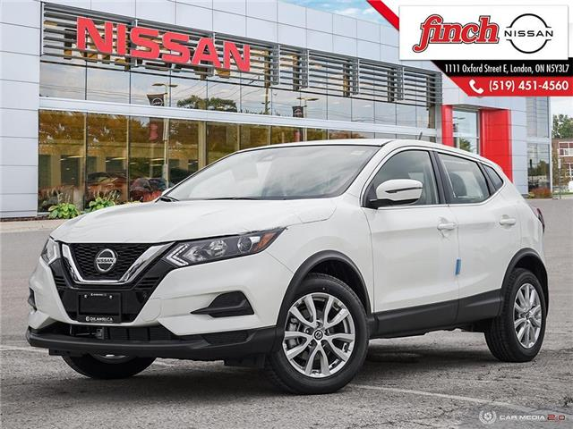 2021 Nissan Qashqai S (Stk: 23806) in London - Image 1 of 27