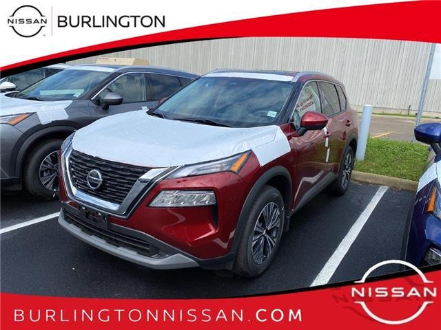 2021 Nissan Rogue SV (Stk: B3159) in Burlington - Image 1 of 5