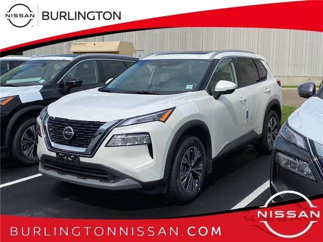 2021 Nissan Rogue SV (Stk: B3172) in Burlington - Image 1 of 5
