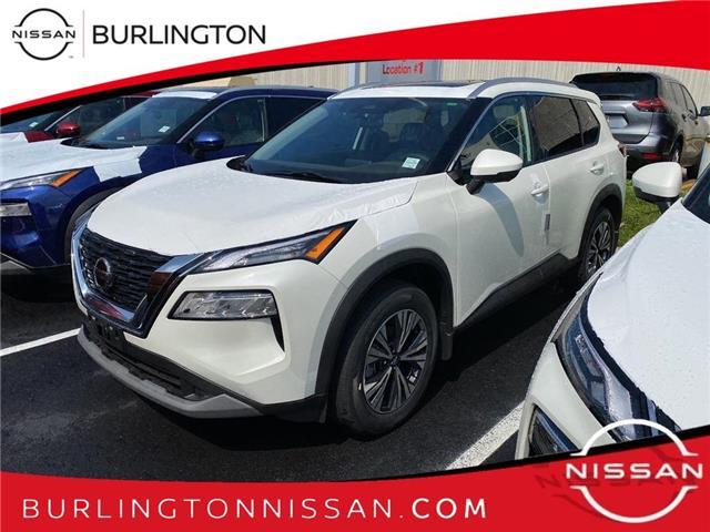 2021 Nissan Rogue SV (Stk: B3175) in Burlington - Image 1 of 5