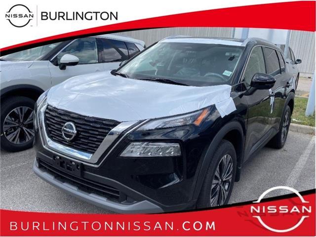 2021 Nissan Rogue SV (Stk: B3187) in Burlington - Image 1 of 6