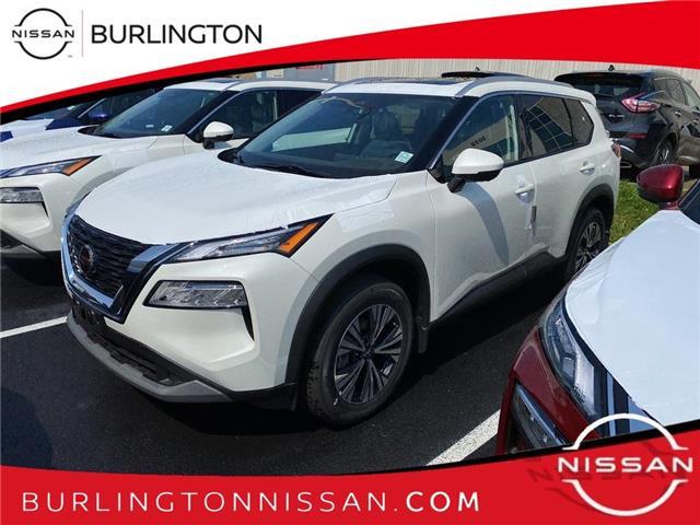 2021 Nissan Rogue SV (Stk: B3189) in Burlington - Image 1 of 5