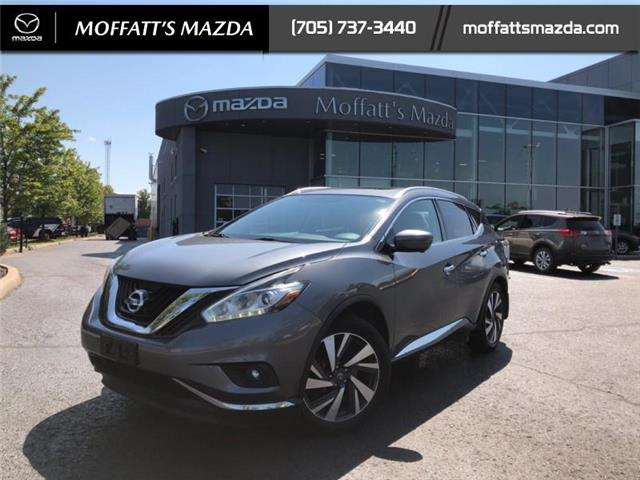 2017 Nissan Murano Platinum (Stk: P9399A) in Barrie - Image 1 of 24