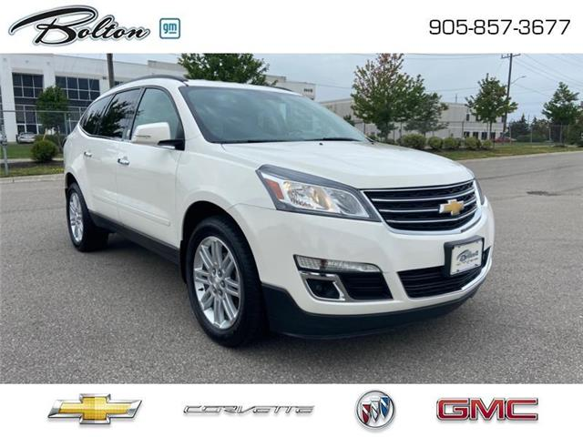 2015 Chevrolet Traverse 1LT (Stk: NB008900A) in Bolton - Image 1 of 16